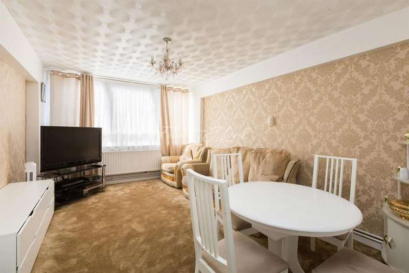 2 Bedrooms Flat for sale in Cherbury Court, St John's Estate, N1