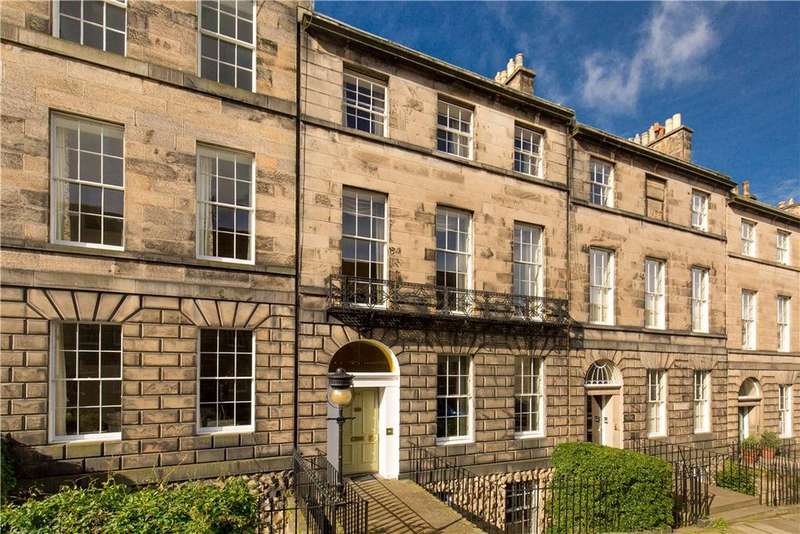 7 Bedrooms Terraced House for sale in India Street, Edinburgh, Midlothian, EH3