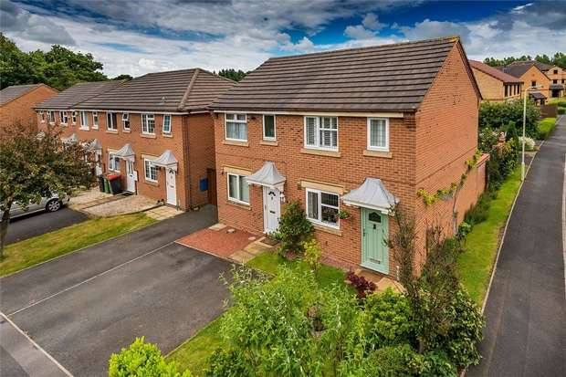 2 Bedrooms Semi Detached House for sale in 56 Brick Kiln Way, Donnington, Telford, Shropshire