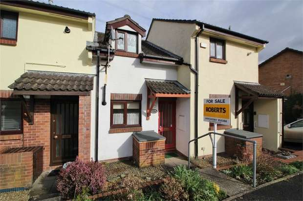 1 Bedroom Terraced House for sale in Briardene, Llanfoist, ABERGAVENNY, Monmouthshire