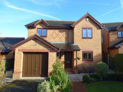 4 Bedrooms Detached House for sale in Trem Y Foel, Sychdyn, Mold, Flintshire, CH7