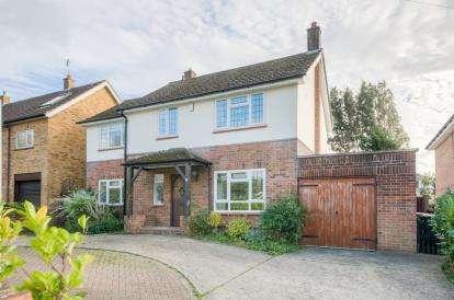 4 Bedrooms Detached House for sale in Putnoe Lane, Bedford, Bedfordshire