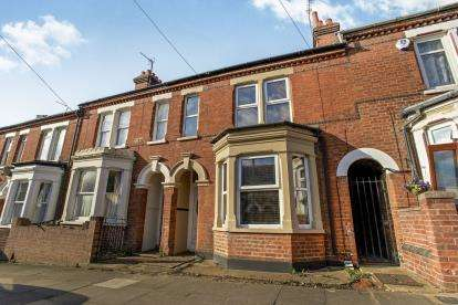 3 Bedrooms Semi Detached House for sale in Salisbury Street, Bedford, Bedfordshire, .