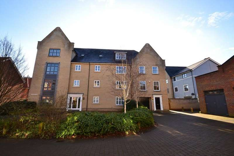 2 Bedrooms Apartment Flat for sale in Unicorn Yard, Norwich