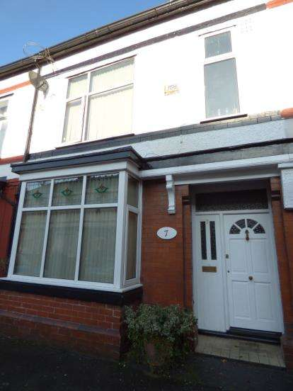 3 Bedrooms Terraced House for sale in Railton Avenue, Manchester, Greater Manchester