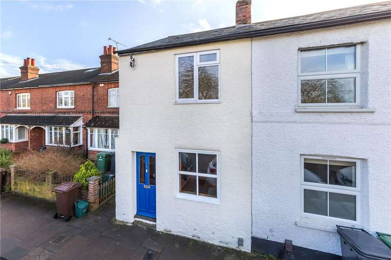 2 Bedrooms End Of Terrace House for sale in Sandridge Road, St. Albans, Hertfordshire