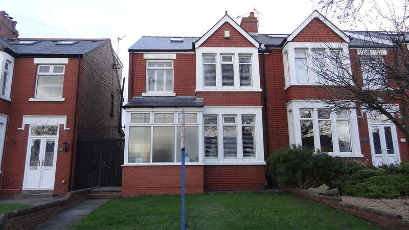 4 Bedrooms Terraced House for sale in Jenner Road, Barry