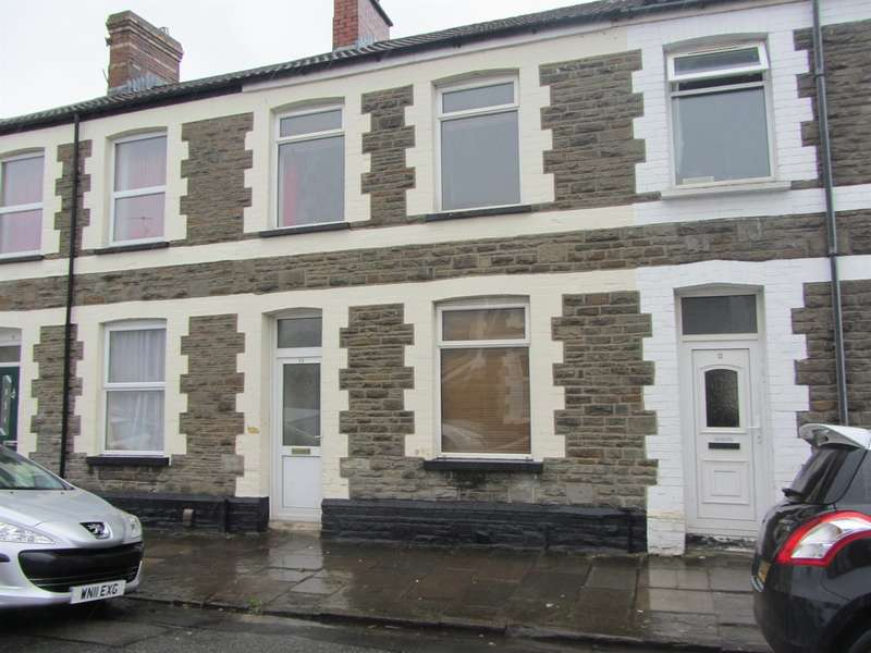 2 Bedrooms Terraced House for sale in Merthyr Street, Cathays, Cardiff