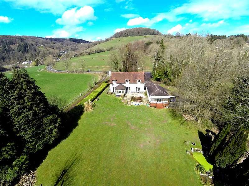 4 Bedrooms Unique Property for sale in Tintern, Chepstow