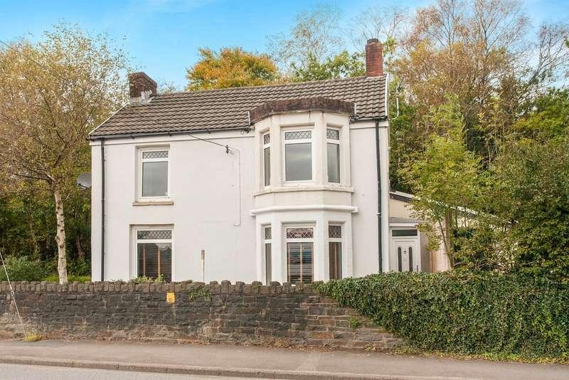 3 Bedrooms Detached House for sale in Main Road, Llantwit Fardre, Pontypridd