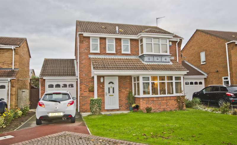 3 Bedrooms Detached House for sale in Ralph Square, Stockton-on-Tees, TS19 0SW