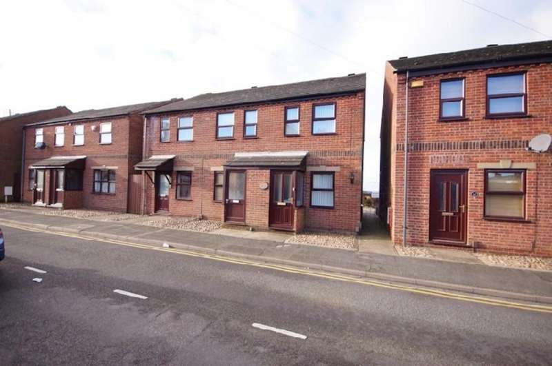 2 Bedrooms Town House for sale in Windmill View, Mill Road , Lincoln