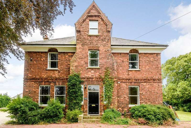 8 Bedrooms Detached House for sale in The Vicarage, 1 Main Street, Torksey, Lincoln, LN1