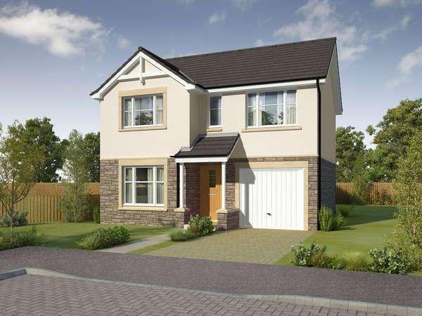 5 Bedrooms Detached House for sale in ., Fullarton, Fairways View, Irvine, KA12 8TD