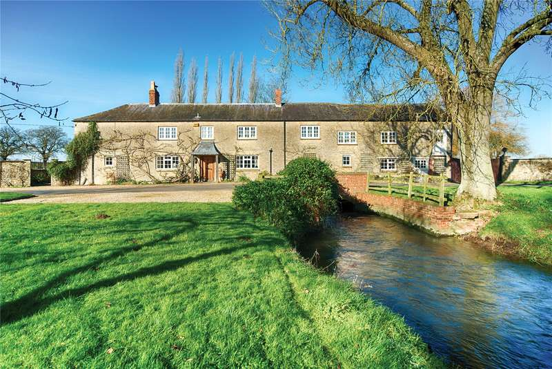 5 Bedrooms Detached House for sale in Stratton Audley, Stratton Audley, Bicester, Oxfordshire, OX27