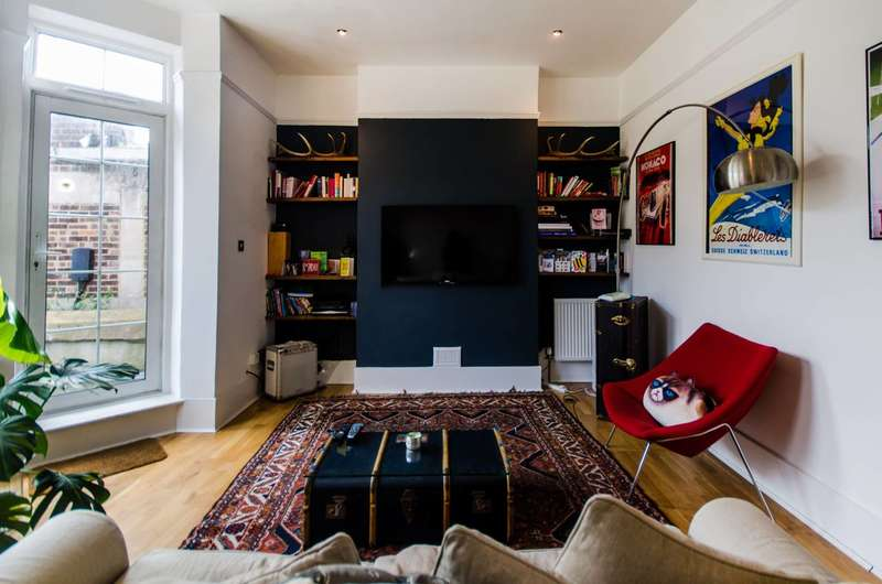 2 Bedrooms Flat for sale in Rye Lane, Peckham Rye, SE15