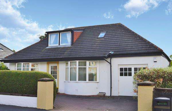 4 Bedrooms Detached House for sale in 35 Eglinton Road, Ardrossan, KA22 8NE