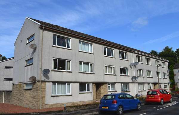 1 Bedroom Flat for sale in 1D Silverdale Gardens, Largs, KA30 9LT