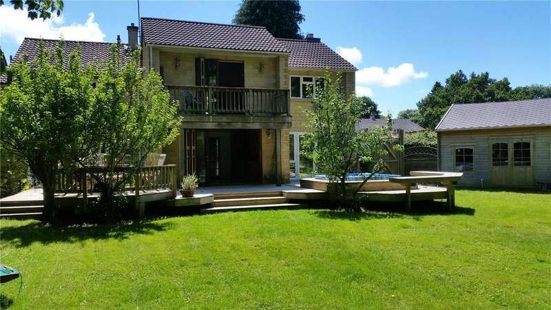 5 Bedrooms Semi Detached House for sale in The Avenue, Claverton Down, Bath, BA2