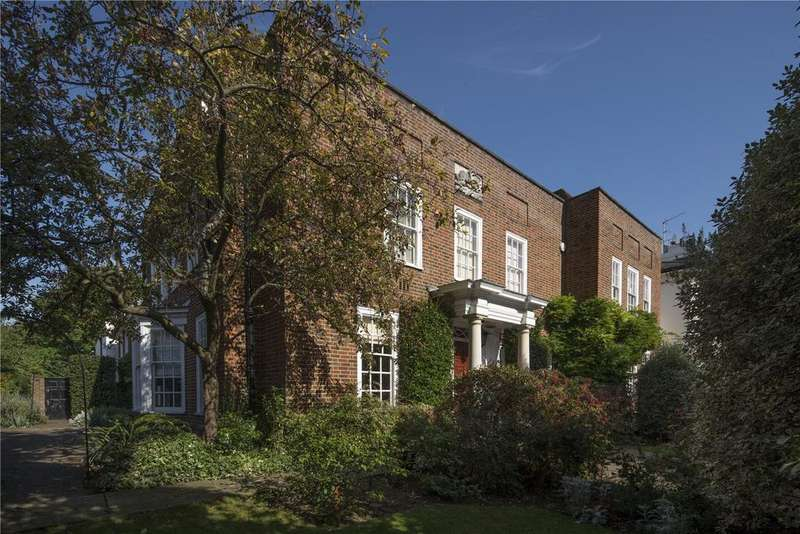 7 Bedrooms House for sale in Queens Grove, St John's Wood, London, NW8