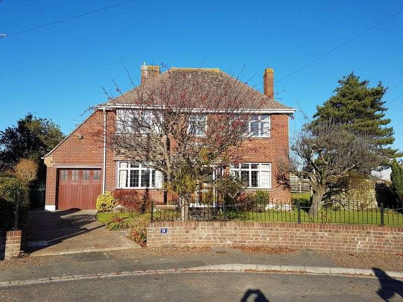 4 Bedrooms Detached House for sale in Alderbury Road, Newport