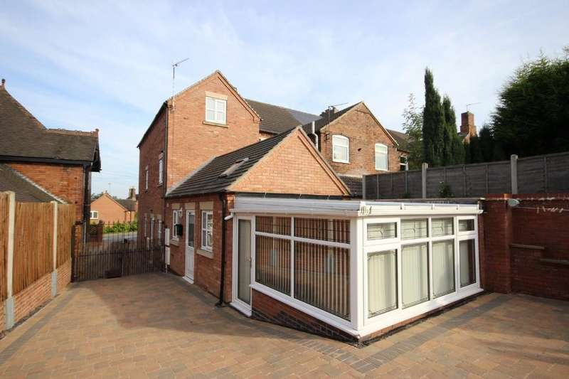 2 Bedrooms Apartment Flat for sale in Burton Road, Woodville