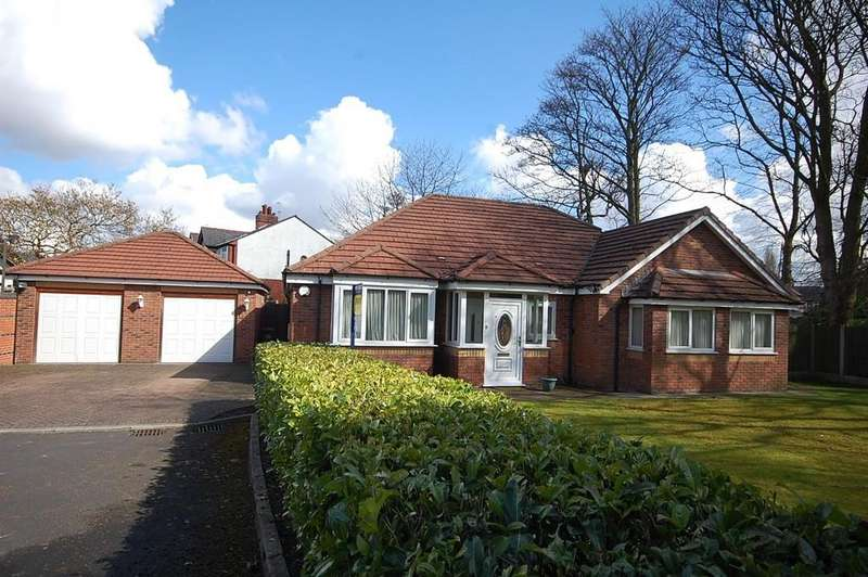 3 Bedrooms Detached Bungalow for sale in Ingleholme Gardens, Eccleston Park, Prescot