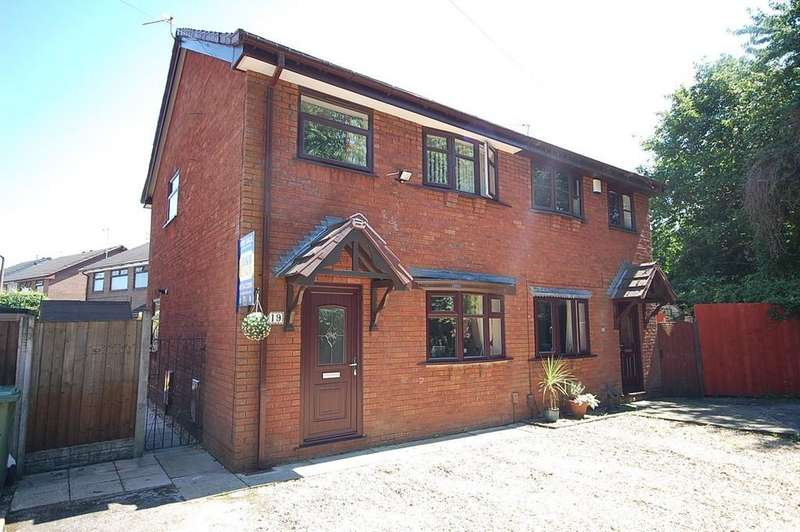 3 Bedrooms Semi Detached House for sale in Magnolia Close, Haydock, St. Helens