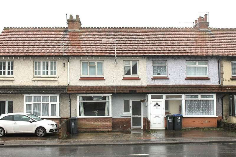 3 Bedrooms Terraced House for sale in Old Shoreham Road, Southwick