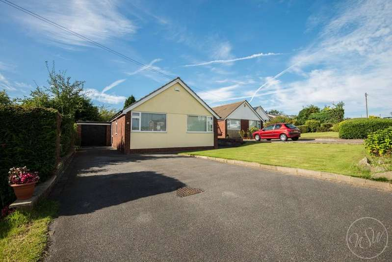 3 Bedrooms Detached Bungalow for sale in Narrow Lane, Aughton