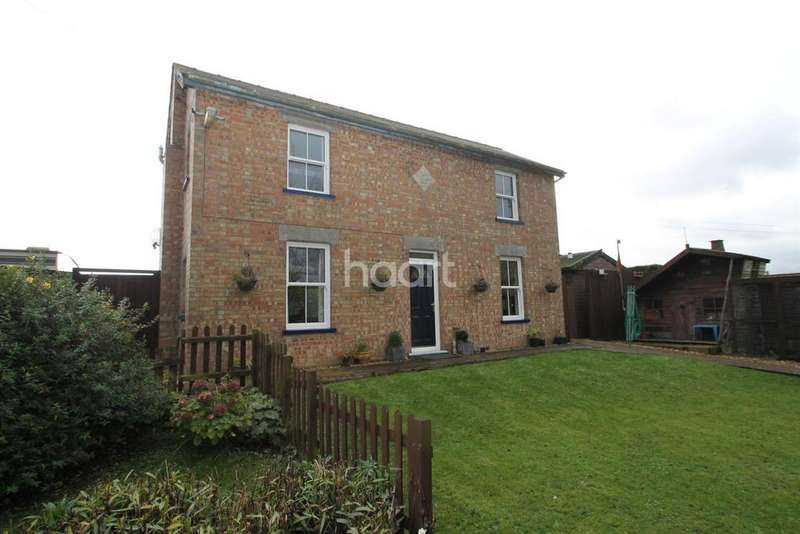 3 Bedrooms Detached House for sale in Tydd St Giles