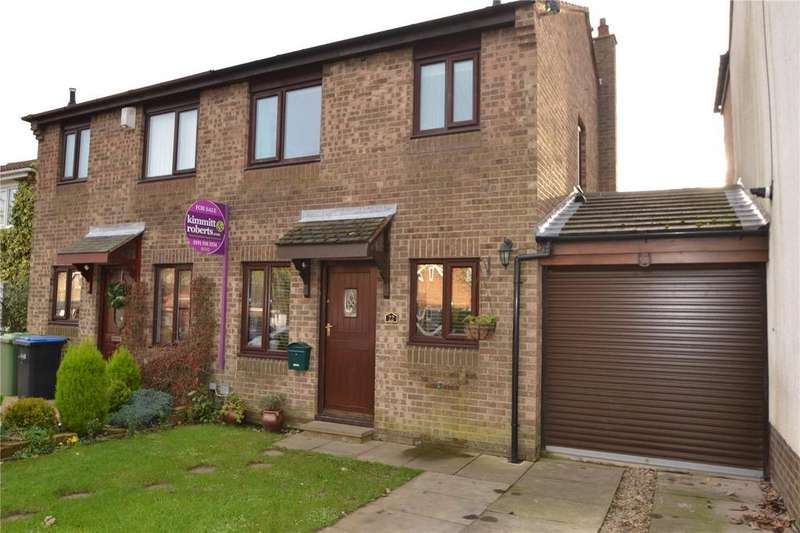 3 Bedrooms Semi Detached House for sale in Lindisfarne, Peterlee, Co.Durham, SR8
