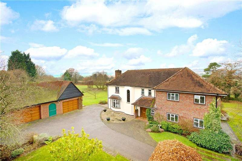 5 Bedrooms Unique Property for sale in Little Lane, Saunderton, Princes Risborough, Buckinghamshire