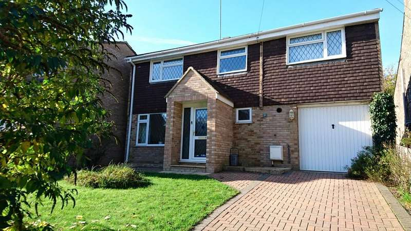 4 Bedrooms Detached House for sale in Burwell Hill, Brackley