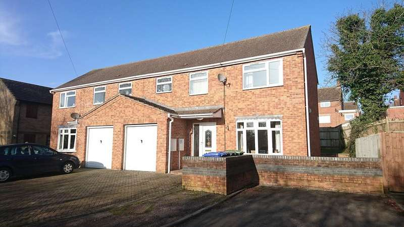 3 Bedrooms Semi Detached House for sale in Charterhouse Close, Brackley