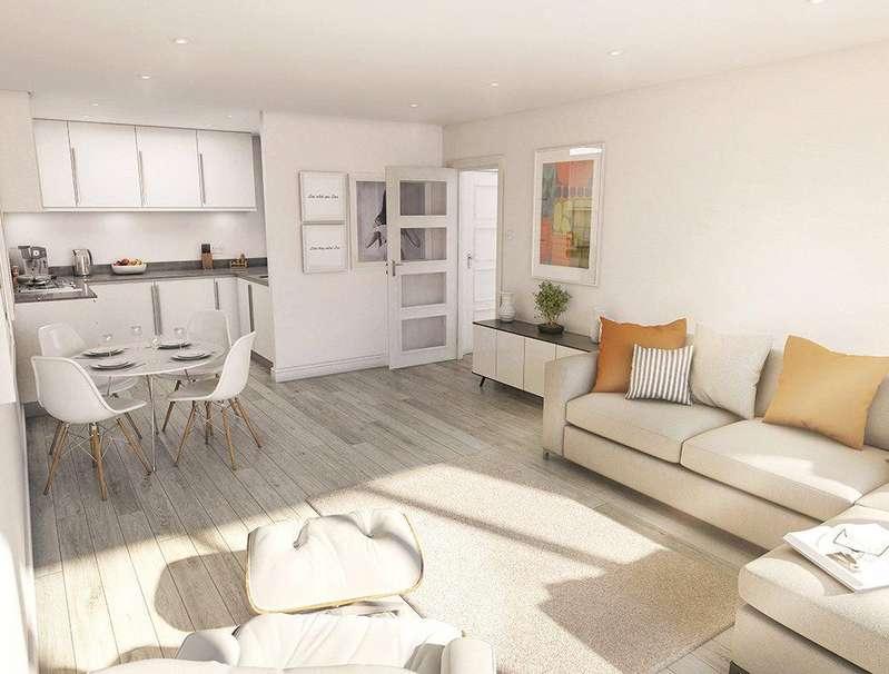 3 Bedrooms Flat for sale in One Horsham Gates, North Street, Horsham, West Sussex, RH12