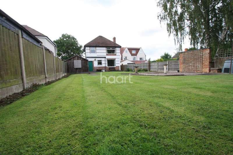 3 Bedrooms Detached House for sale in Kirkby Road, Barwell, Leicestershire