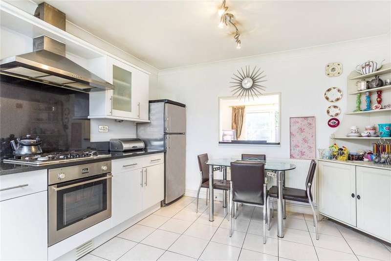 3 Bedrooms End Of Terrace House for sale in St Paul's Close, Ealing, London, W5