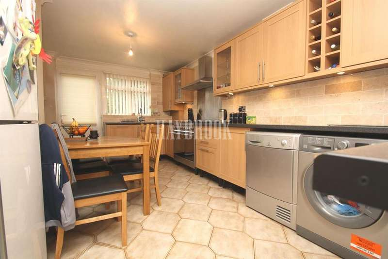 3 Bedrooms End Of Terrace House for sale in Morland Drive, Gleadless Valley, S14