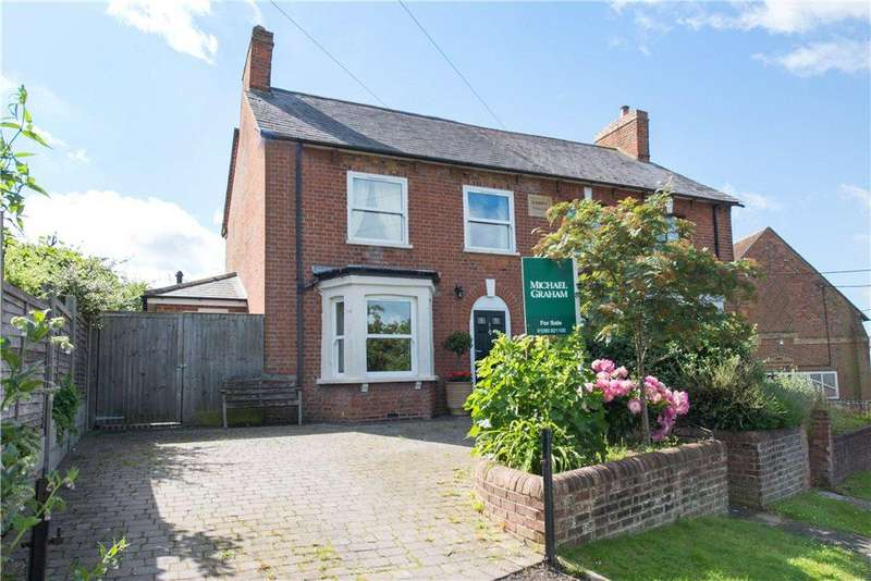 2 Bedrooms Semi Detached House for sale in Schorne Lane, North Marston, Buckinghamshire