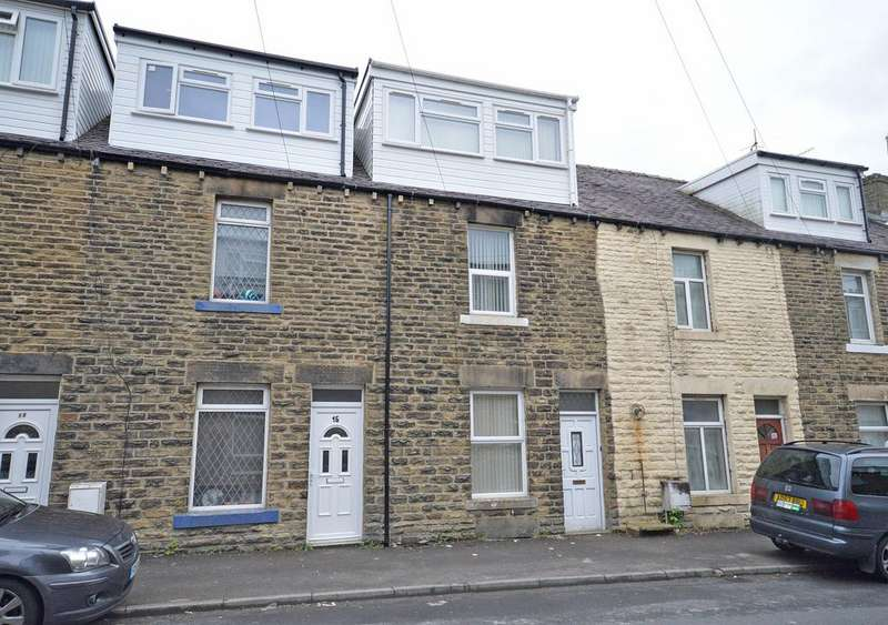 5 Bedrooms Terraced House for sale in 14 Midland Street, Skipton,