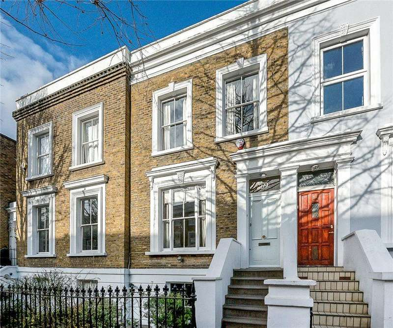 3 Bedrooms Terraced House for sale in Ockendon Road, De Beauvoir, London, N1