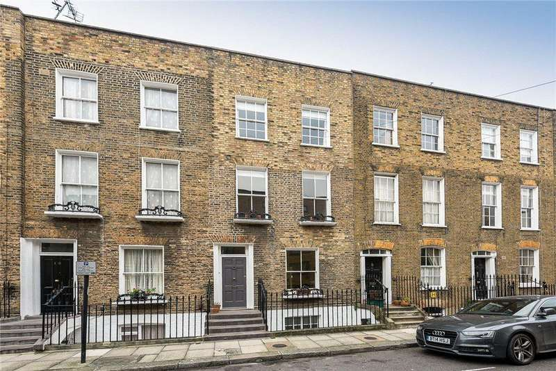 4 Bedrooms Terraced House for sale in Barford Street, Angel, London, N1