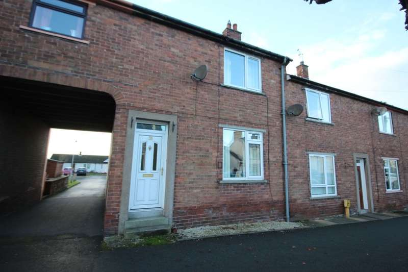 2 Bedrooms Property for sale in English Street, Longtown, Carlisle, CA6