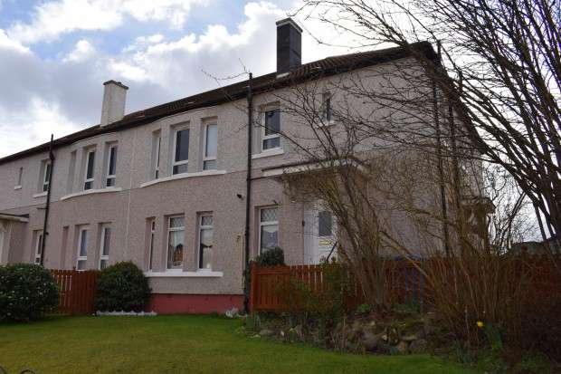 3 Bedrooms Flat for sale in Maybole Street, Nitshill, G53