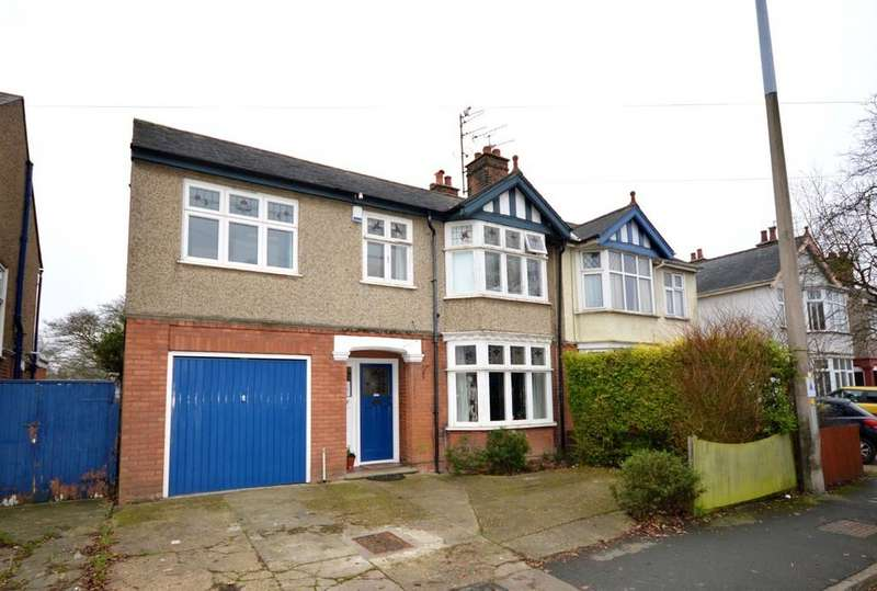 4 Bedrooms Semi Detached House for sale in Drury Road, Colchester