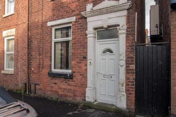 2 Bedrooms Terraced House for sale in Holman Street, Preston, PR1