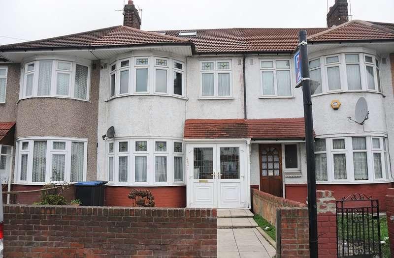 4 Bedrooms Terraced House for sale in Nightingale Road, London, London, N9