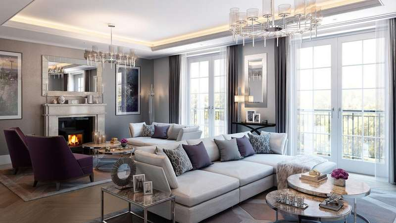 4 Bedrooms House for sale in Wimbledon Hill Park, London. SW20