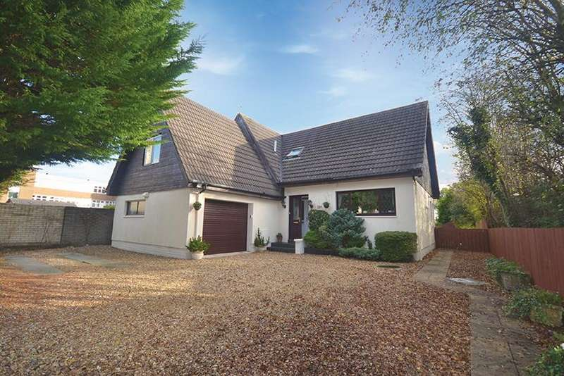 4 Bedrooms Detached Villa House for sale in 28A Dalry Road, Kilwinning, KA13 7HD